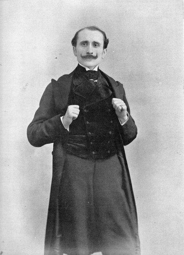 Edmond Rostand, author of Cyrano de Bergerac: biography of the playwright